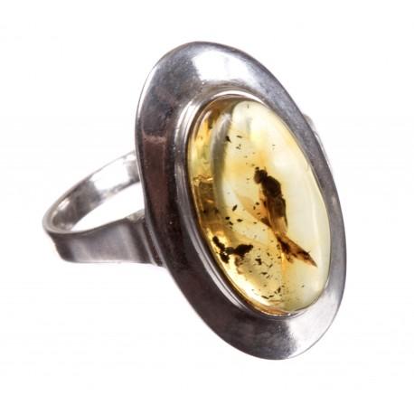 """Sidabrinis žiedas """"Akimirka"""""""