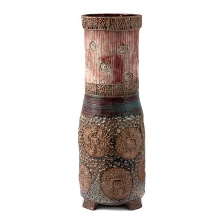 Autorinė keramikos vaza