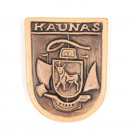 """Keramikinis magnetas """"Kaunas"""""""