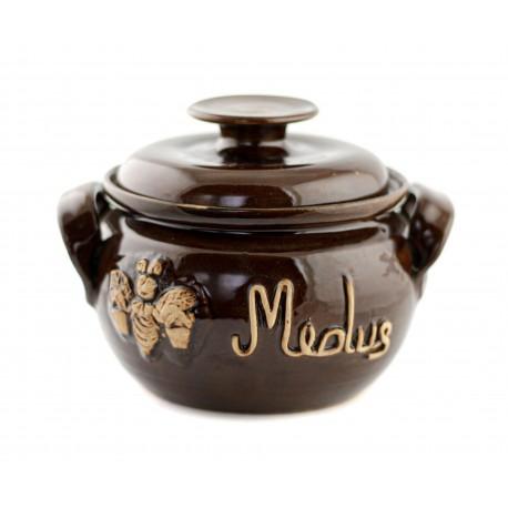 Keramikinis indas medui