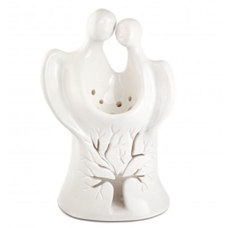 """Keramikinė skulptūra """"Šeimos židinys"""""""