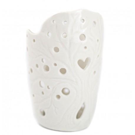 """Keramikinė žvakidė """"Amžina meilė"""""""