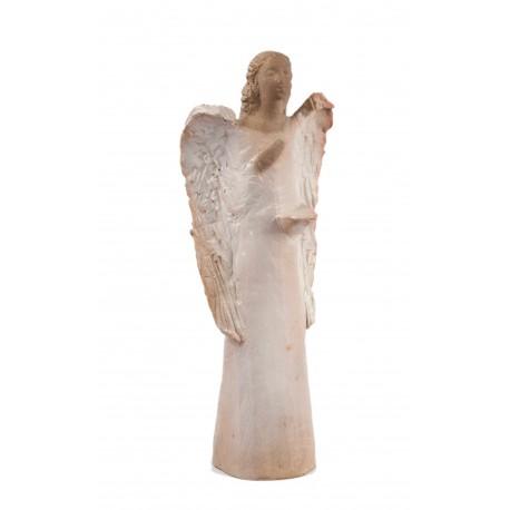 Rankų darbo keramikos skulptūra