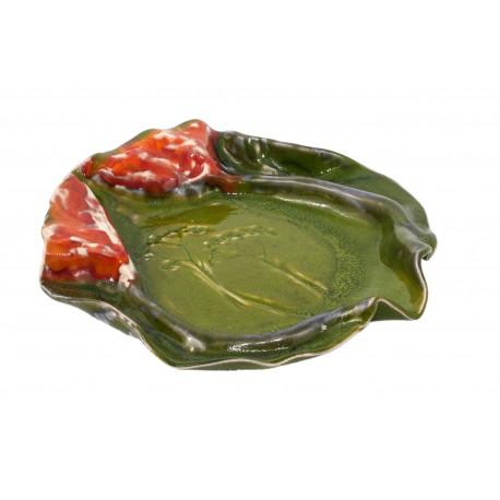 Keramikos lėkštė