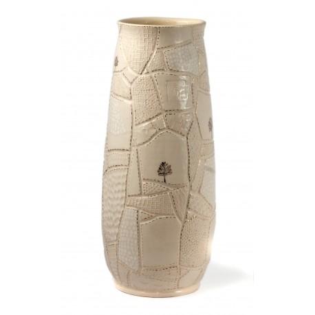 Autorinė keramikinė vaza
